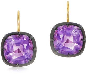 Fred Leighton Collet Drop Earrings