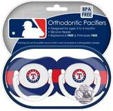 Baby Fanatic Texas Rangers Pacifiers (Set of 2)