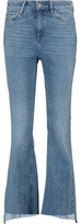 MiH Jeans Stevie High-Rise Flared Jeans