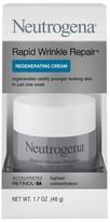 Neutrogena Rapid Wrinkle Regenerating Cream 1.7 oz