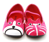 Jelly Beans Fuchsia Wasabi Loafer