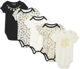 Juicy Couture Outlet - 5-PACK BODYSUITS