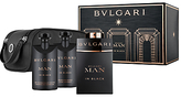 Bulgari Man In Black 100ml Eau de Parfum Fragrance Gift Set
