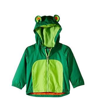 Columbia Kids Kitteribbittm Fleece Lined Rain Jacket (Infant/Toddler)