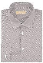 Burberry Slim Fit Polka Dot Shirt