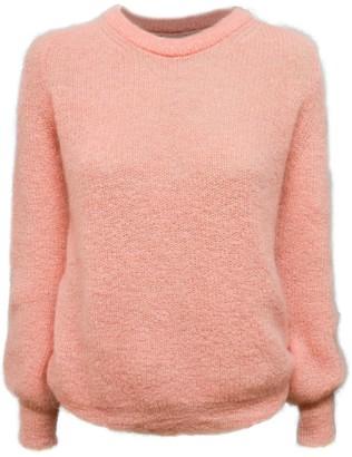 Theavant Paloma Mohair Jumper - Peach Pink