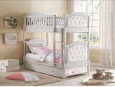 ACME Furniture Acme Pearlie Twin Bunk Bed
