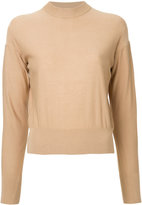 Theatre Products ribbed trim sweatshirt