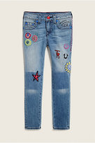 True Religion Toddler/Little Likds Casey Patched Jean