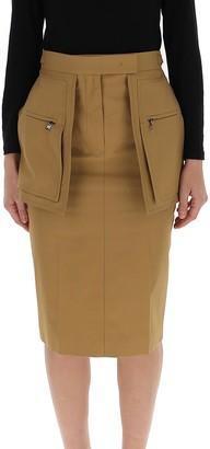 Max Mara Pocket MIdi Skirt