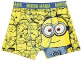 Character Kids Single Boxer Junior Boys Trunks Underwear Accessories