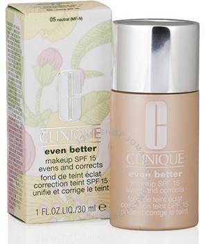 Clinique / Even Better Makeup 05 Neutral 1.0 oz