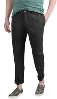 Specially made Dress Khaki Pants - Flat Front, Cotton Twill (For Men)