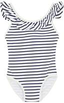 Chloé Striped Swim Suit