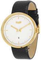 "Vestal Classic Slim Leather Watch ""Roosevelt"""
