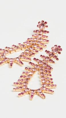 Elizabeth Cole Beatrix Earrings