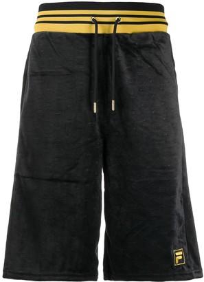 Fila Emery drawstring jogger shorts
