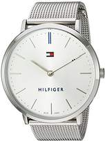 Tommy Hilfiger Women's 'Sophisticated Sport' Quartz Stainless Steel Watch, Color:Silver-Toned (Model: 1781690)