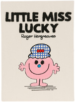 Olympia Le-Tan FW16BBC031 Little Miss Lucky Book Clutch