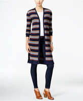 Style&Co. Style & Co. Petite Ribbed Duster Cardigan, Only at Macy's