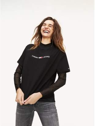 Tommy Hilfiger Organic Cotton Logo T-Shirt