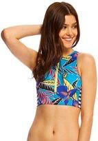Roxy Polynesia Crop Tank Bikini Top 8142180