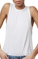 Topshop 'Barry' Jersey Tank