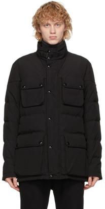 Belstaff Black Down Mountain 2.0 Jacket