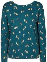Nümph Tucan Print Sweatshirt