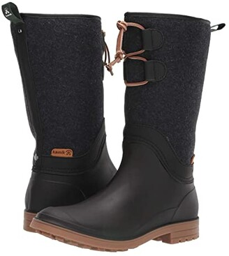 Kamik Abigail (Black) Women's Boots