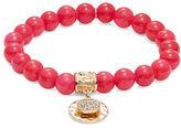 RJ Graziano Beaded Charm Bracelet