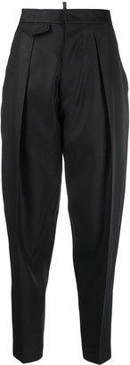 DSQUARED2 High-Waisted Harem Trousers