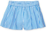 Ralph Lauren Striped Cotton Pull-On Short