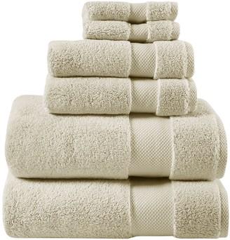 Madison Home USA Signature Splendor Cotton 6-piece Bath Towel Set