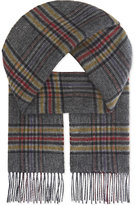 Johnstons Double Face Cashmere Scarf