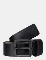 Quiksilver Mens Slimelt Leather Belt