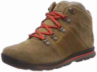 Timberland Unisex Kids' GT Rally Mid Waterproof (Toddler) Classic Boots