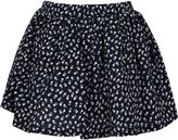 Richie House Girls' Floral Skirt with Elastic Waistband RH2686-A