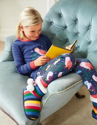 Cosy Long John Pyjamas