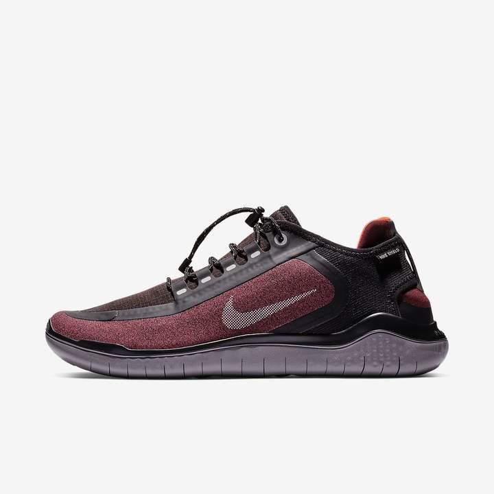 Nike Free RN 2018 Shield Water-Repellent Men's Running Shoe