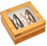 OYOBox Light Wood Mini Eyewear Organizer Case