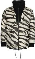 Stone Island Primaloft Jacket - White Tiger Camouflage