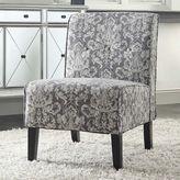 Linon Coco Damask Accent Chair