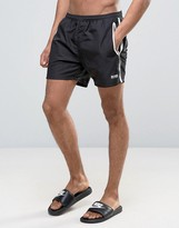 HUGO BOSS BOSS By Lightfish Swim Short In Black