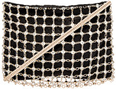 Ettika Rhinestone Chain Crossbody Bag