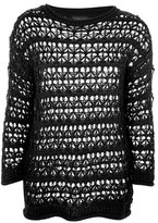 Topshop Stitchy Detail Jumper