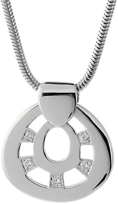 Hermes Heritage  0.18 Ct. Tw. Diamond Necklace