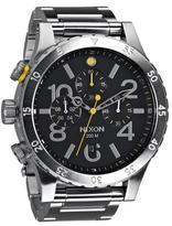 Nixon 48-20 Chrono - Black