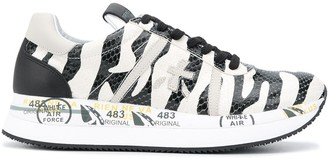 Premiata Conny low-top sneakers