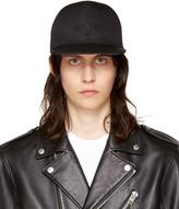 Givenchy Black Camo Logo Cap
